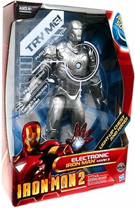 Iron Man 2 Movie Electronic Iron Man Mark II