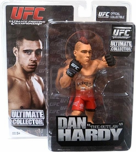 Round 5 UFC Ultimate Collector Series 6 Action Figure Dan Hardy BLOWOUT SALE!