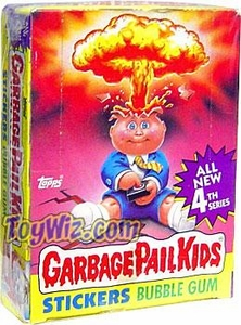 Topps Garbage Pail Kids Trading Cards Series 4 Booster BOX