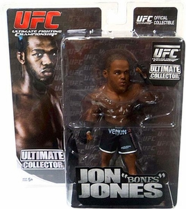 Round 5 UFC Ultimate Collector Series 6 Action Figure Jon Jones