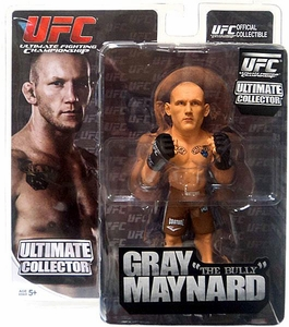 Round 5 UFC Ultimate Collector Series 6 Action Figure Gray Maynard