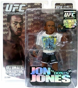 Round 5 UFC Ultimate Collector Series 6 LIMITED EDITION Action Figure Jon Jones Only 1,500 Made!