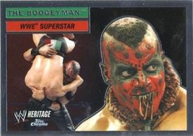 Topps CHROME WWE Heritage Trading Card Superstar # 14 Boogeyman JUST REDUCED!