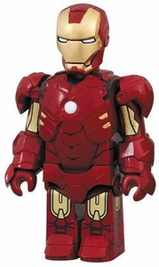 Medicom Kubrick Iron Man 2 Movie Mini Figure Iron Man Mk IV
