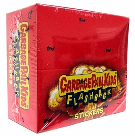 Topps Garbage Pail Kids Flashback Series 2 Trading Card Stickers Box [24 Packs]