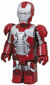 Medicom Kubrick Iron Man 2 Movie Mini Figure Iron Man Mk V