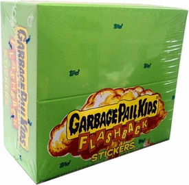 Topps Garbage Pail Kids Flashback Series 3 Trading Card Stickers Box [24 Packs]