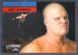 Topps CHROME WWE Heritage Trading Card Superstar # 21 Kane