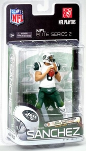 McFarlane Toys NFL Sports Picks NFL Elite 2011 Series 2 Action Figure Mark Sanchez (New York Jets)