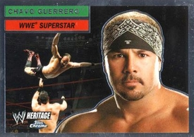 Topps CHROME WWE Heritage Trading Card Superstar # 29 Chavo Guerrero
