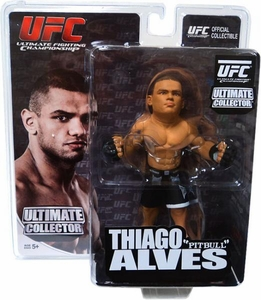 Round 5 UFC Ultimate Collector Series 7 Action Figure Thiago Alves