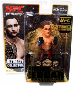 Round 5 UFC Ultimate Collector Series 7 Action Figure Frankie Edgar
