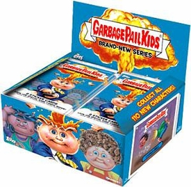 Garbage Pail Kids 2012 Brand New Series 1 Trading Card Box [24 Packs]