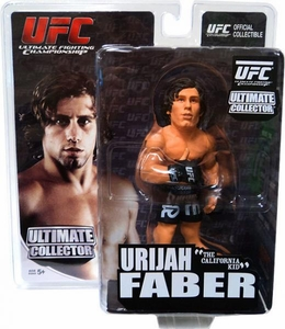 Round 5 UFC Ultimate Collector Series 7 Action Figure Urijah Faber [UFC]
