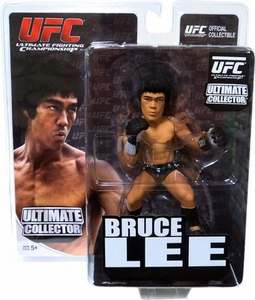 Round 5 UFC Ultimate Collector Series 7 Action Figure Bruce Lee [Enter the Dragon]