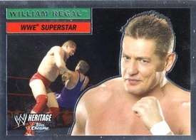 Topps CHROME WWE Heritage Trading Card Superstar # 53 William Regal