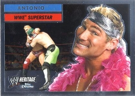 Topps CHROME WWE Heritage Trading Card Superstar # 54 Antonio