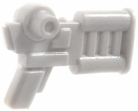 Playmobil LOOSE Accessory White White Gauss Pistol