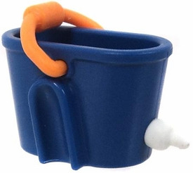 Playmobil LOOSE Accessory Blue Bucket with Spiget
