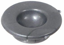 Playmobil LOOSE Accessory Small Gray Feed Bowl