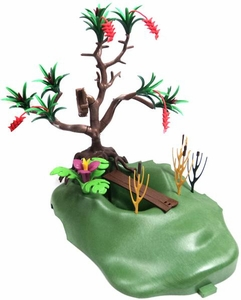 Playmobil LOOSE Accessory Withered Swamp Tree