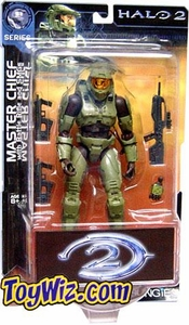 Halo 2 Action Figure Series 1 Master Chief