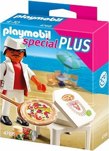 Playmobil Special Plus Set #4766 Pizza Baker