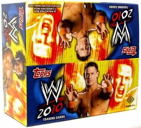 Topps 2010 WWE Wrestling Trading Cards Box [24 Packs]