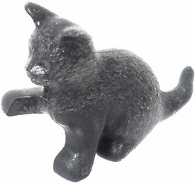 Playmobil LOOSE Animal Gray Cat Sitting