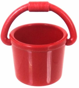 Playmobil LOOSE Accessory Red Pail