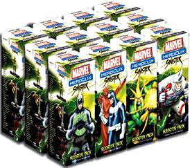 Marvel HeroClix Sinister ClixBrick [12 Boosters Packs]