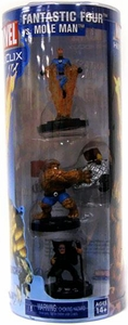 Marvel HeroClix Classics 3 Pack Fantastic Four Vs. Mole Man
