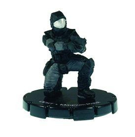 Halo 3 Wizkids CMG Miniature Game ActionClix Single Figure 016 Common ODST M6C Magnum Pistol