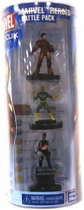 Marvel HeroClix Classics 3 Pack Marvel Heroes Battle Pack