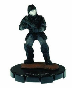 Halo 3 Wizkids CMG Miniature Game ActionClix Single Figure 017 Common ODST M7/Caseless SMG