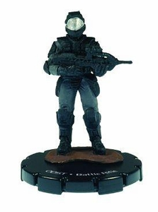 Halo 3 Wizkids CMG Miniature Game ActionClix Single Figure 018 Common ODST BR55 Battle Rifle