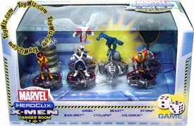 Marvel HeroClix X-Men Danger Room Game