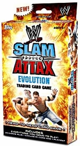 Topps WWE Slam Attax Wrestling Trading Card Game Series 1 Starter Deck Set