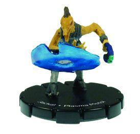 Halo 3 Wizkids CMG Miniature Game ActionClix Single Figure 021 Common Jackal Plasma Pistol & Energy Shield