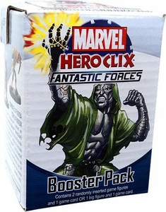 Marvel HeroClix Fantastic Forces Mini Booster Pack