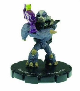 Halo 3 Wizkids CMG Miniature Game ActionClix Single Figure 033 Uncommon Black Ops Grunt Fuel Rod Gun
