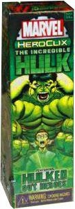 Marvel HeroClix Incredible Hulk Booster 5-Pack [5 RANDOM Figures!]