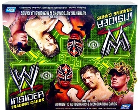 Topps WWE Insider HOBBY Edition Trading Cards Box [24 Packs]