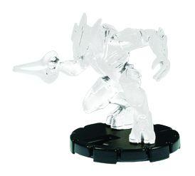 Halo 3 Wizkids CMG Miniature Game ActionClix Single Figure 036 Uncommon Elite Zealot Energy Sword [Active Camo]