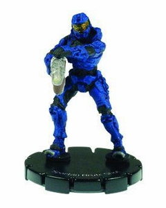 Halo 3 Wizkids CMG Miniature Game ActionClix Single Figure 040 Uncommon Spartan Brute Shot [Blue]
