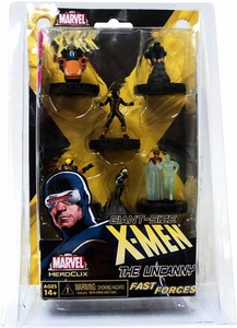 Marvel HeroClix The Uncanny X-Men Fast Forces 6-Pack