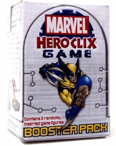 Marvel HeroClix Universe Booster Pack [Includes 2 Figures!]