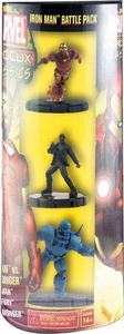Marvel Heroclix Classics Battle 3-Pack [Iron Monger, Nick Fury & Iron Man] BLOWOUT SALE!