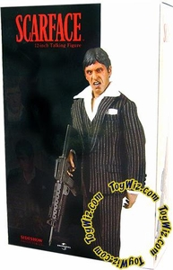 Sideshow Collectibles Scarface Deluxe 12 Inch Action Figure