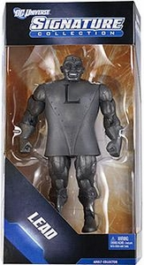 DC Universe Exclusive Signature Collection Deluxe Action Figure Lead